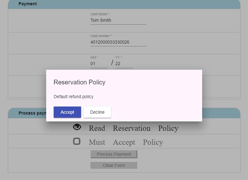 Mako Reservations - Your Online Reservation System